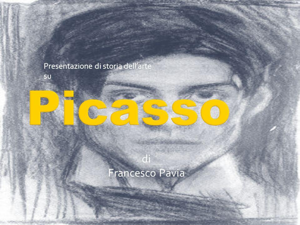 25 Ottobre 1881 Infanzia felice Frequenti viaggi ( Barcellona, Parigi ) Le donne di Picasso Seconda guerra mondiale Pacifismo 8 Aprile 1973