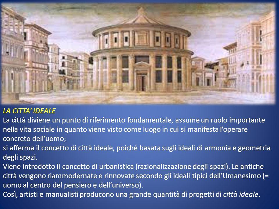 I maggiori esponenti della prima architettura rinascimentale, sono Brunelleschi e Leon Battista Alberti.