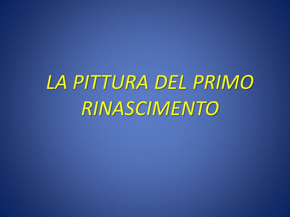 FILIPPO BRUNELLESCHI Lartista che applica per primo i nuovi principi rinascimentali è Filippo Brunelleschi (1377-1446).