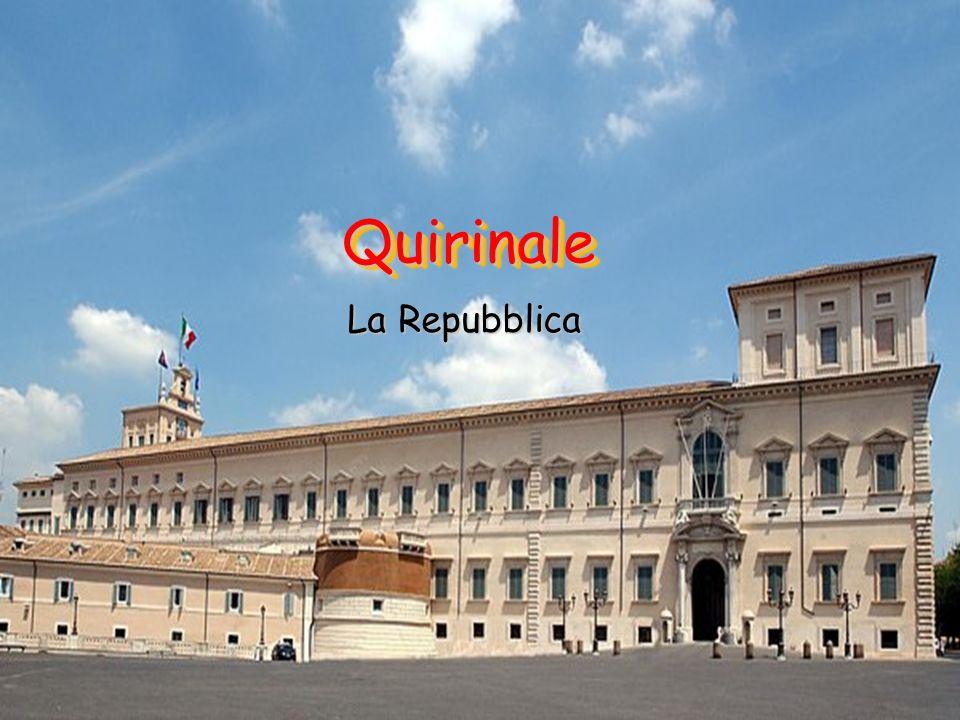 QuirinaleQuirinale La Repubblica