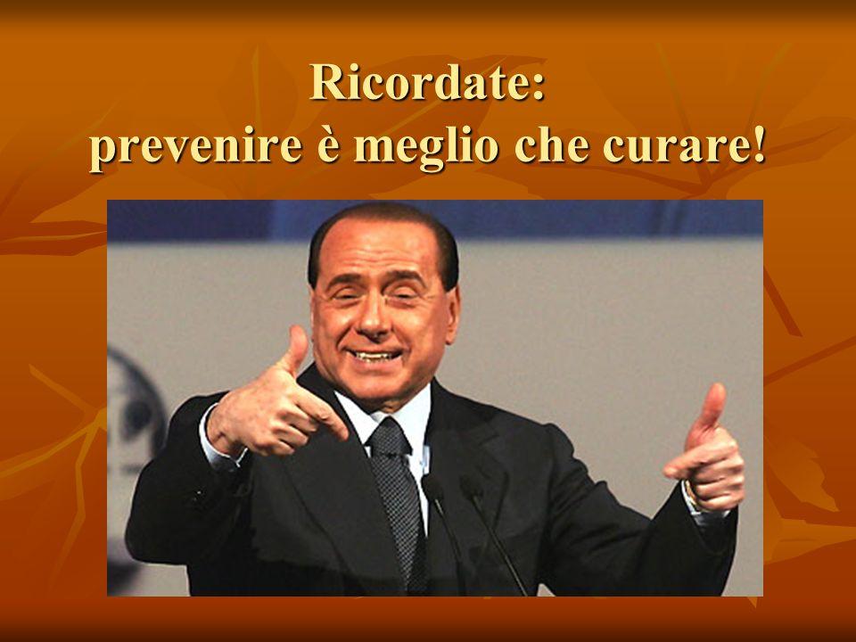 TUTTI GLI ITALIANI CHE RICEVERANNO QUESTA COMUNICAZIONE HANNO L OBBLIGO CIVILE E MORALE DI INOLTRARLA A 10 AMICI: NON SIA MAI CHE QUALCUNO LO VOTI DI NUOVO !