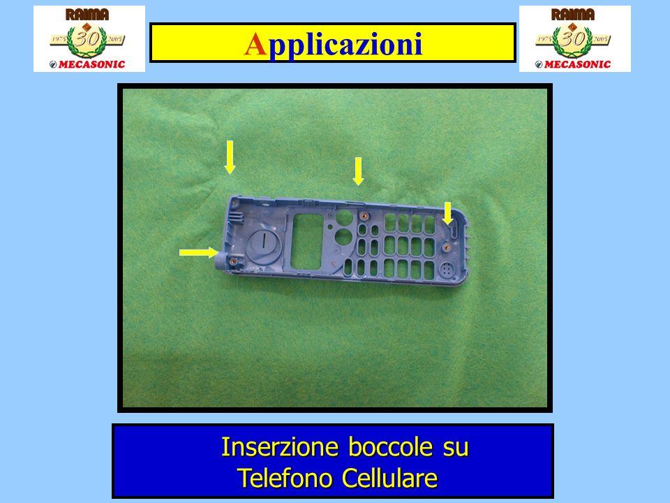 Comando per registrazione Video Comando per registrazione Video Applicazioni