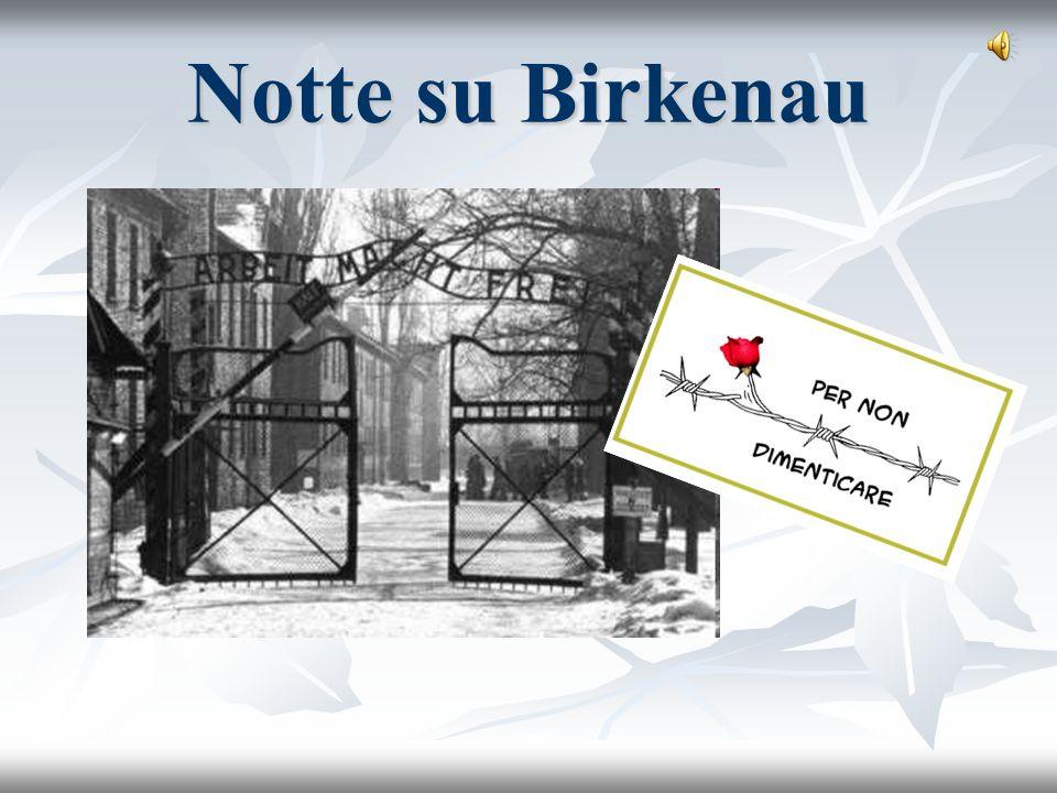 Notte su Birkenau