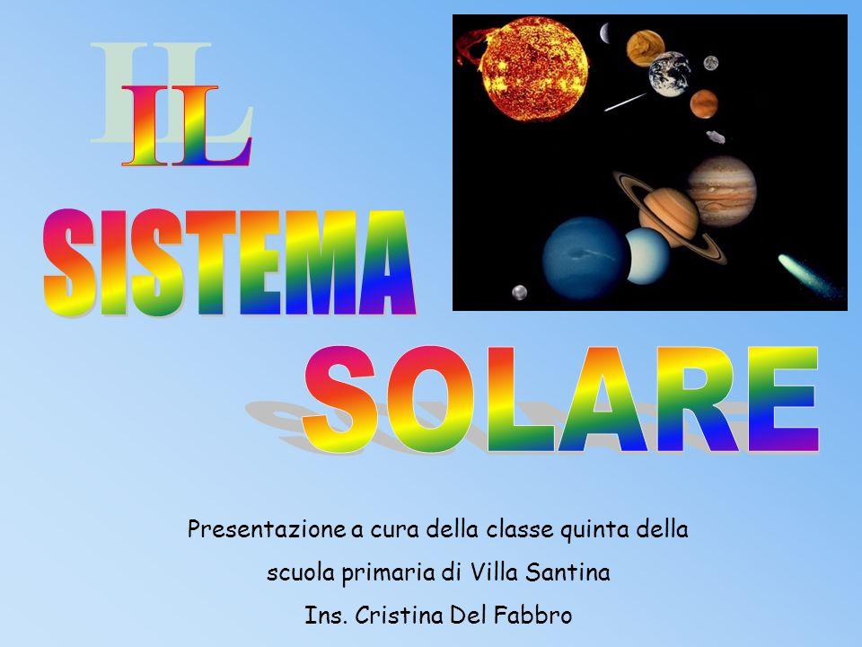 Il Sistema Solare è linsieme del nostro Sole e di tutti i corpi celesti che gli orbitano intorno.