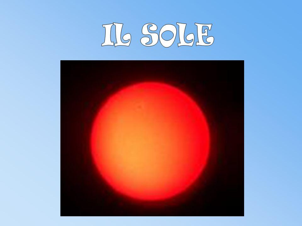 Il sole è una stella nana.