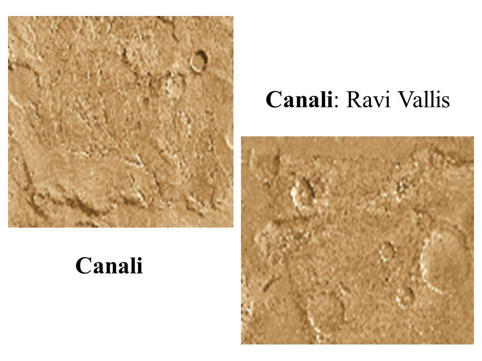 Canali Canali: Ravi Vallis