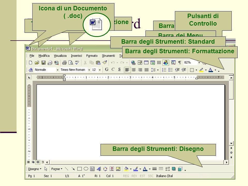 Ivan Renesto18 Oggetti di un documento In un documento si possono distinguere diversi oggetti Gli oggetti principali saranno: Caratteri Considereremo carattere ogni simbolo inseribile allinterno del documento stesso, compresi: spazi, tabulazioni, invii,...