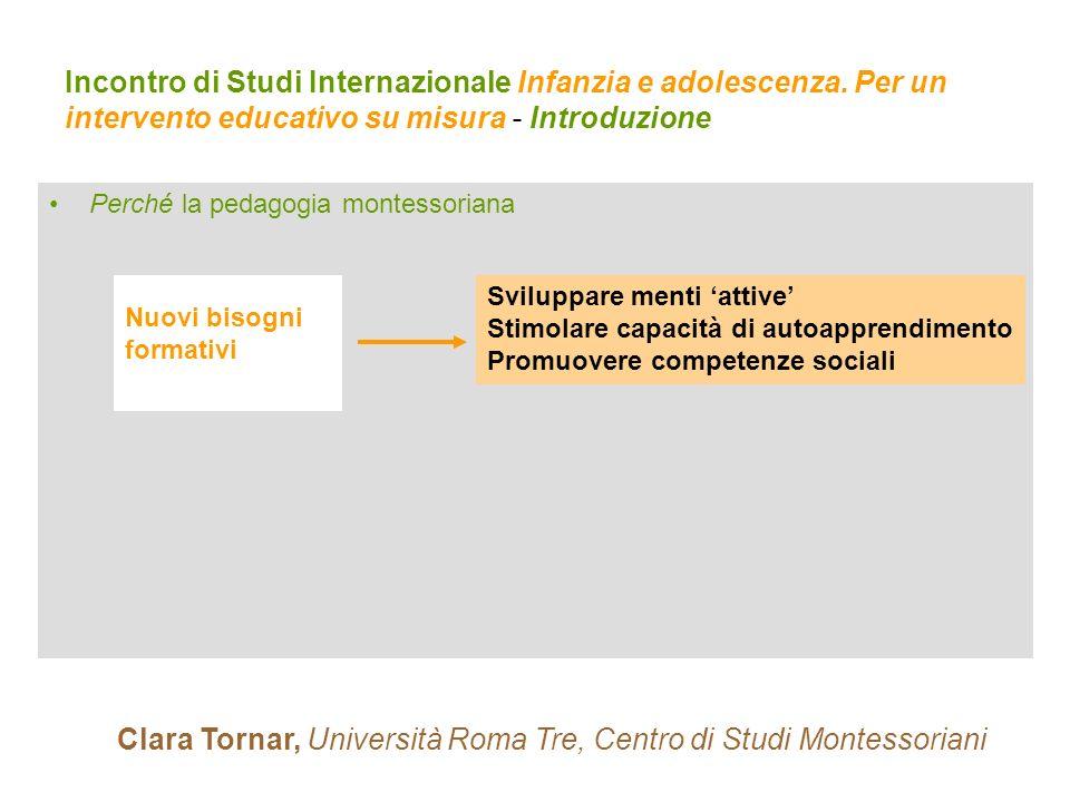 Incontro di Studi Internazionale Infanzia e adolescenza.