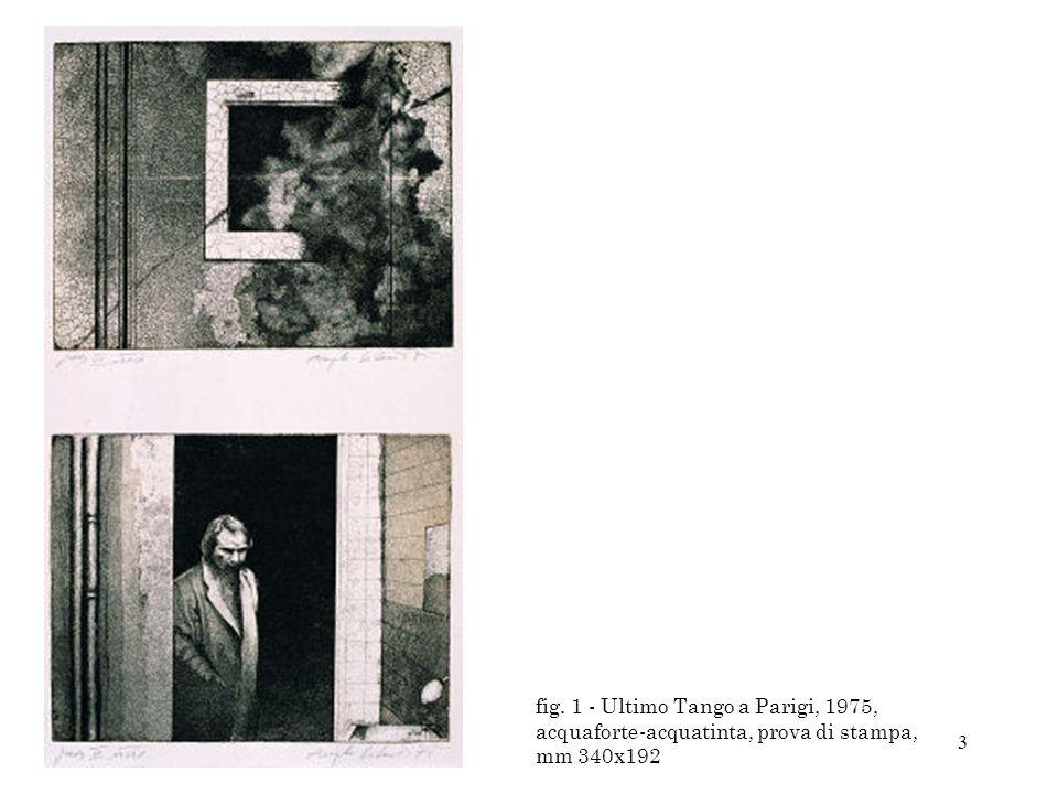 4 Fig 2 - Arafat, décollage, veline, collage e matite colorate, cm 76x56