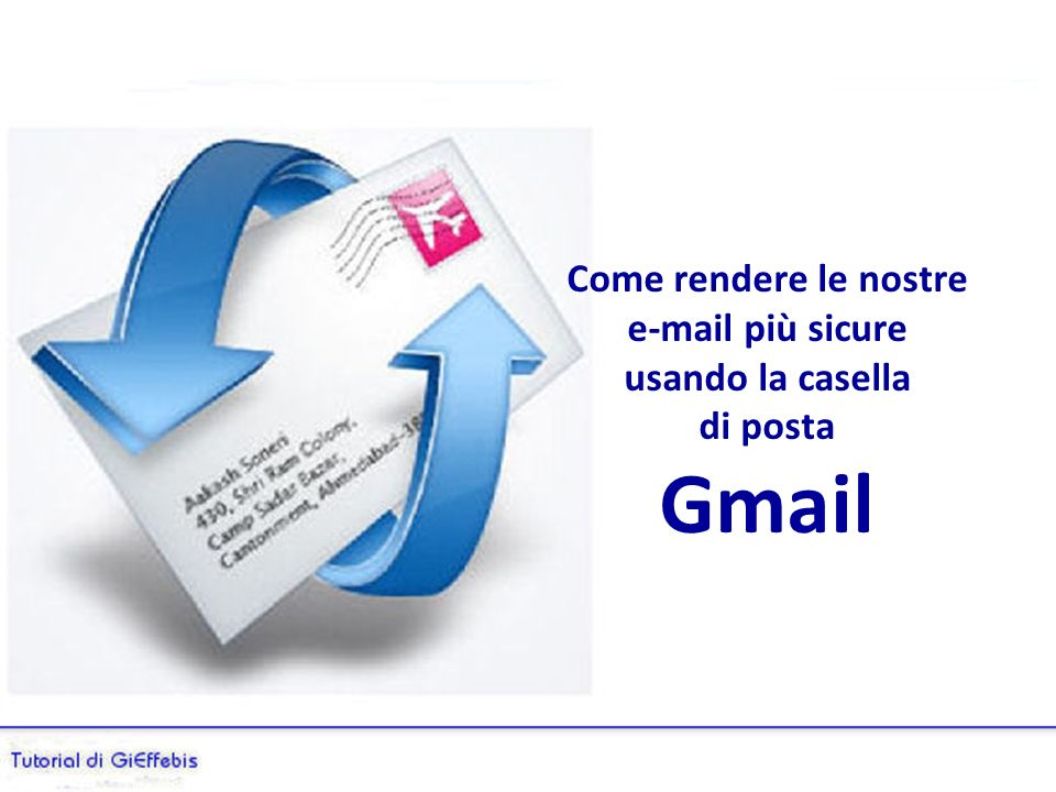 Quando riceviamo una E-Mail piena di indirizzi Quando ne riceviamo una e riteniamo sia una buona causa da condividere, possiamo innanzitutto evitare q