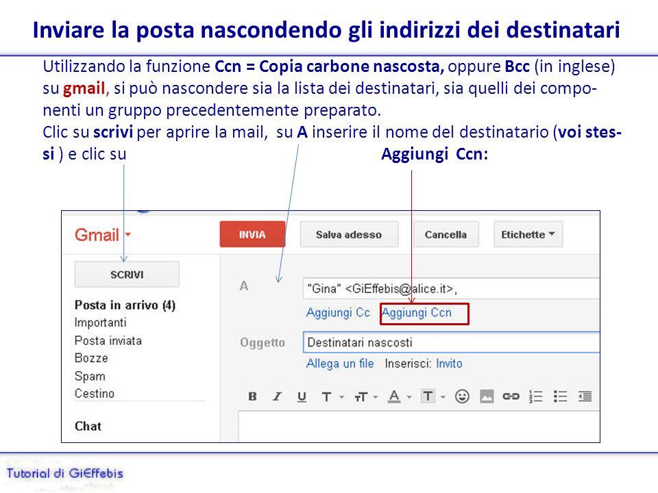 Come rendere le nostre e-mail più sicure usando la casella di posta Gmail