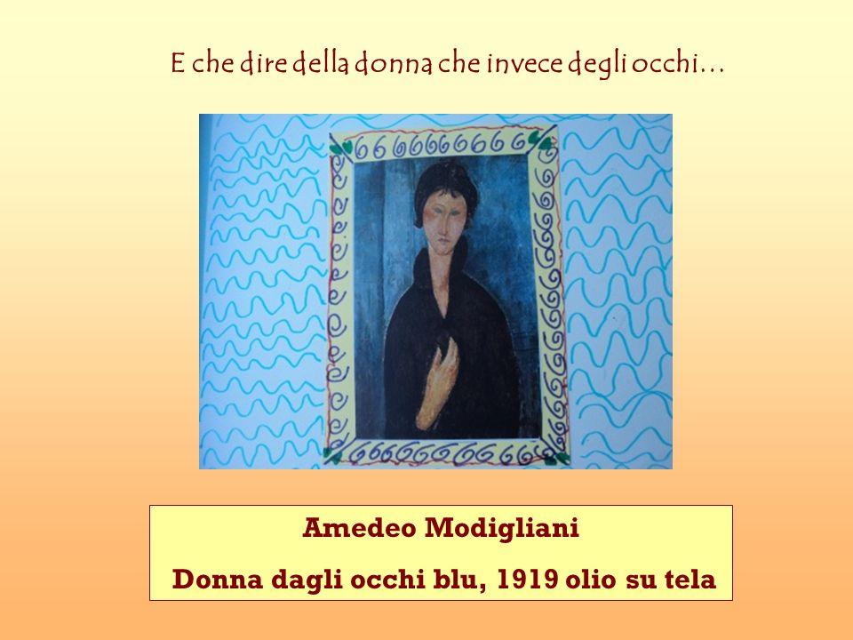 Maya 2 A Donna dagli occi blu 2011, tempere su carta..