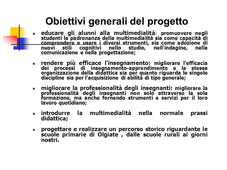 QUALIFICARE IL PROGETTO Produzione presentazioni in PowerPoint Indagine storica, raccolta materiali, confronto con la scuola di oggi.