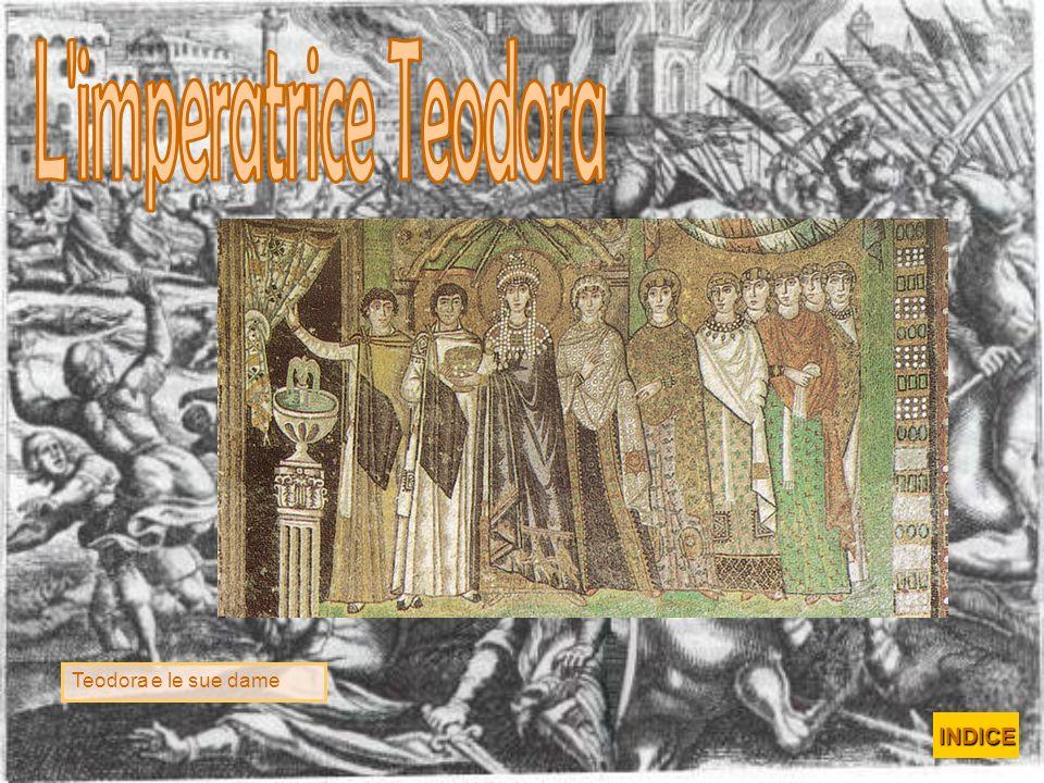 Teodora e le sue dame INDICE