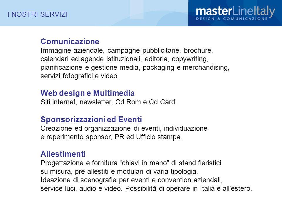 Comunicazione Immagine aziendale, campagne pubblicitarie, brochure, calendari ed agende istituzionali, editoria, copywriting, pianificazione e gestion