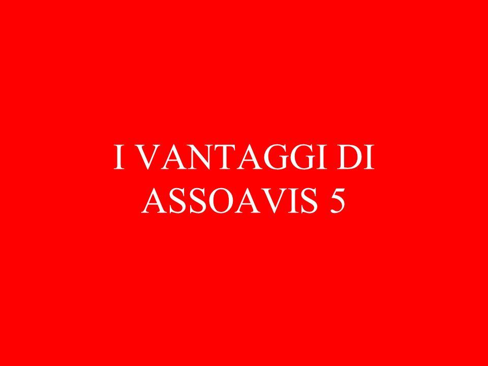 I VANTAGGI DI ASSOAVIS 5