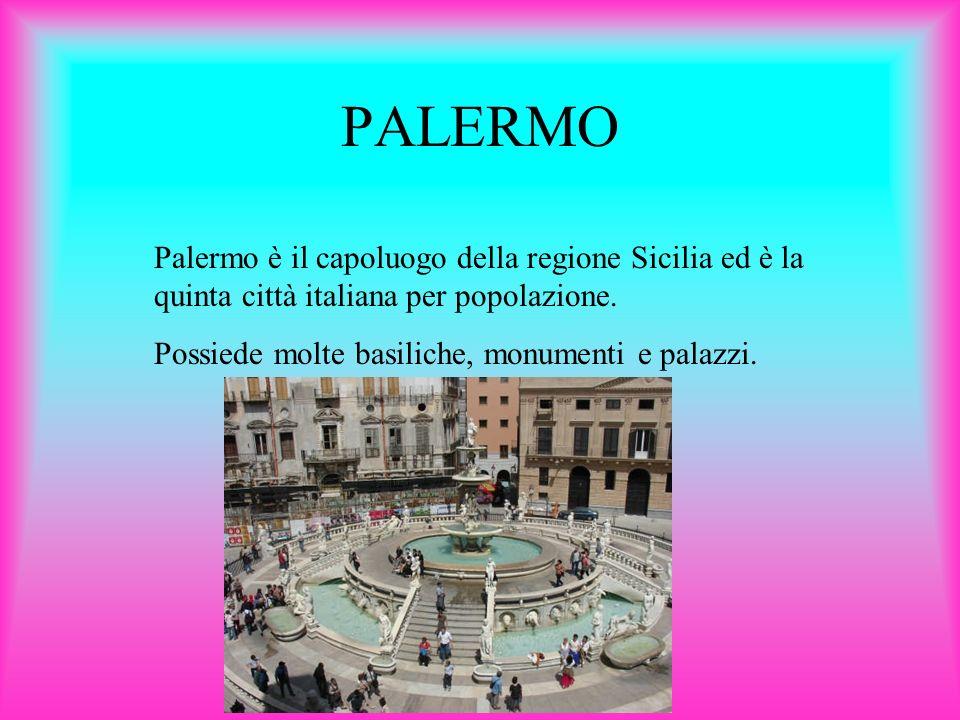 La Puglia è divisa in 6 province, di cui i capoluoghi sono: