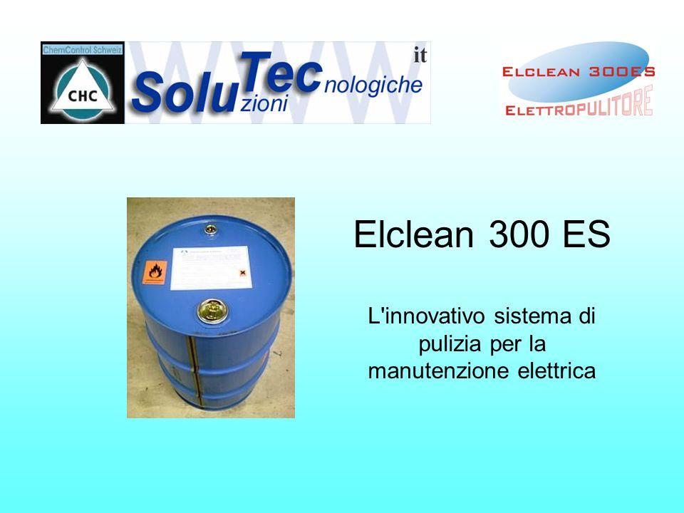 Informazioni Generali Elclean 300 ES è una miscela di alcoli acetilenici e isoparaffine.