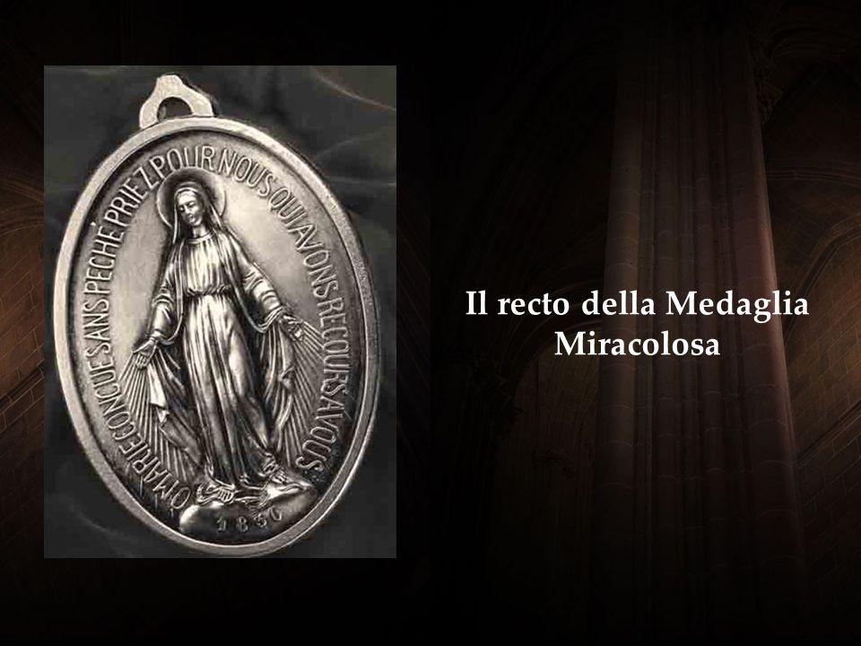 Vuoi conoscere il significato della Medaglia Miracolosa? Continua questa presentazione.