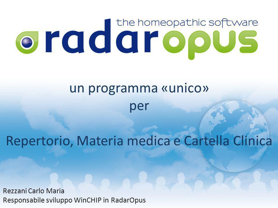 La Cartella clinica WinCHIP Dati Amministrativi: gestione fatture emesse