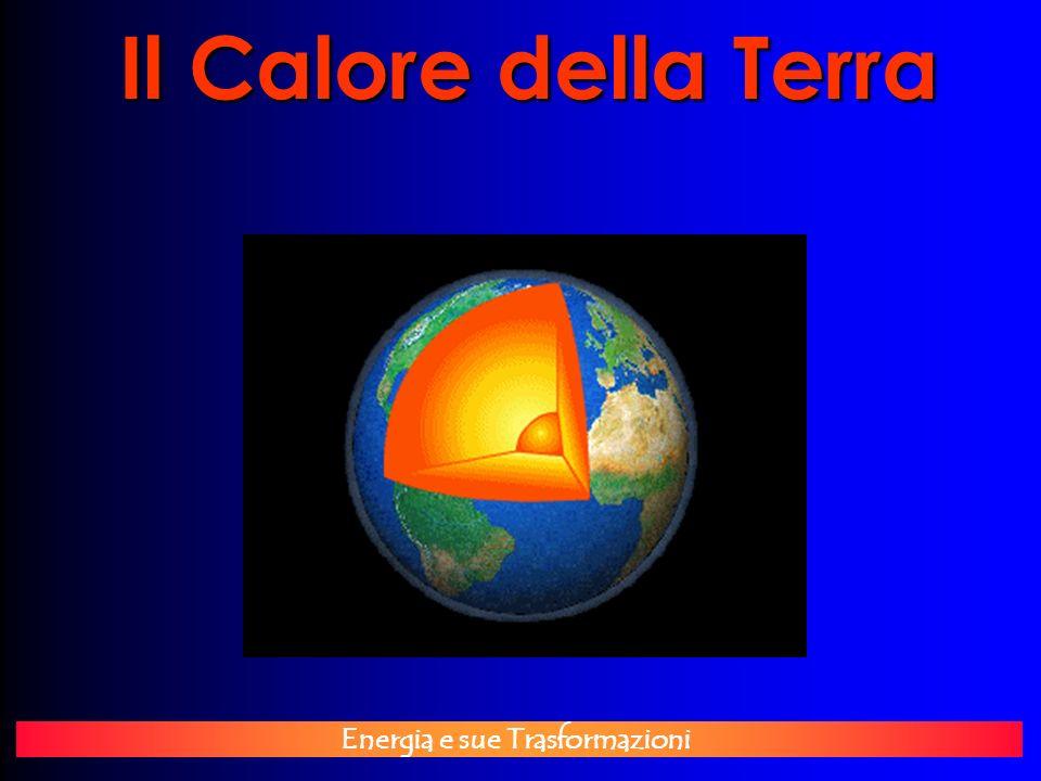Energia e sue Trasformazioni Il Calore della Terra