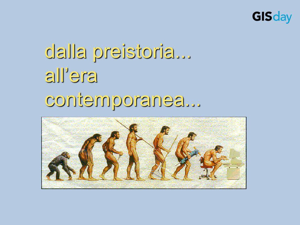 dalla preistoria... allera contemporanea...