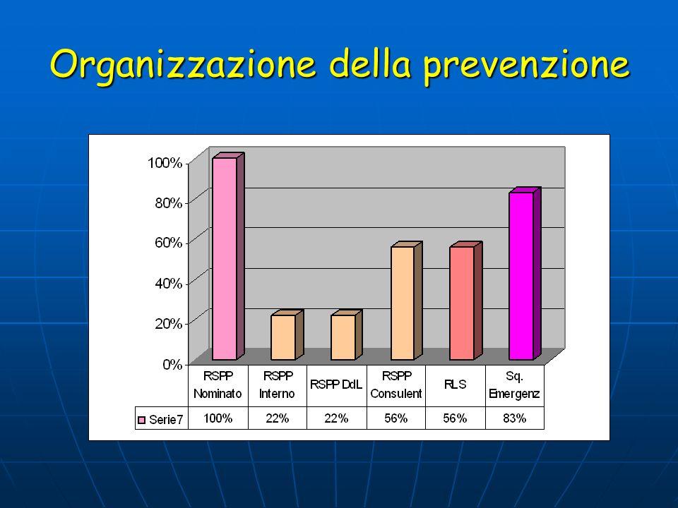 Organizzazione della prevenzione