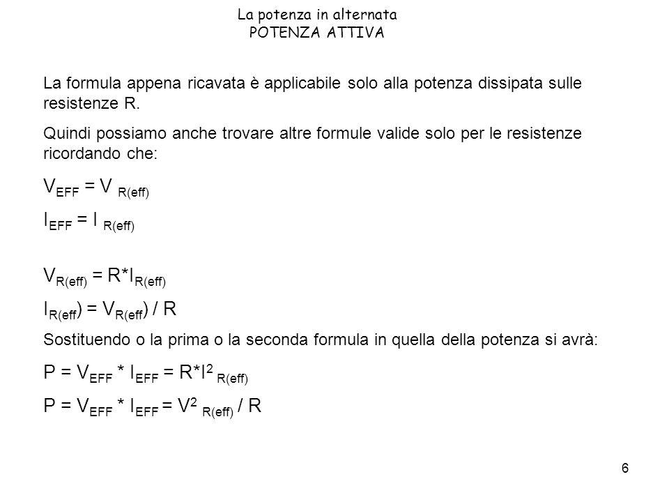 7 Richiamo di trigonometria cos( ) = sen( + /2 ) - cos( ) = sen( - /2 )