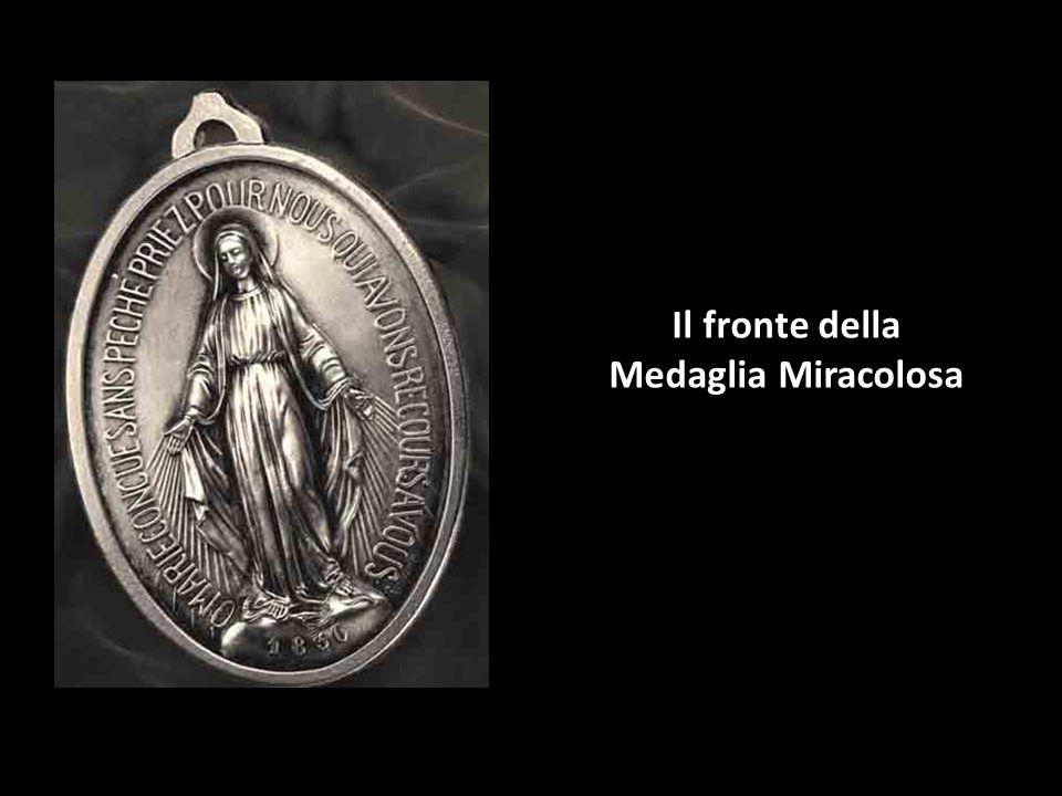 Vuoi conoscere il significato della Medaglia Miracolosa? Clicca qui oppure prosegui in questa presentazione Clicca qui