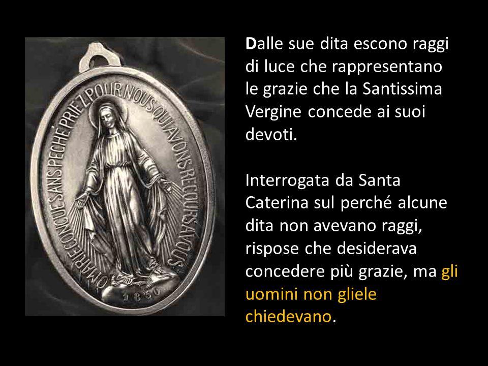 La Madonna è incomparabilmente più potente del diavolo. Ella protegge tutti i figli che domandano con fiducia.