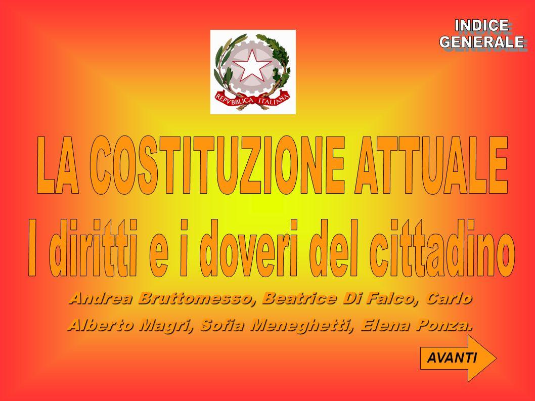 Andrea Bruttomesso, Beatrice Di Falco, Carlo Alberto Magri, Sofia Meneghetti, Elena Ponza. AVANTI