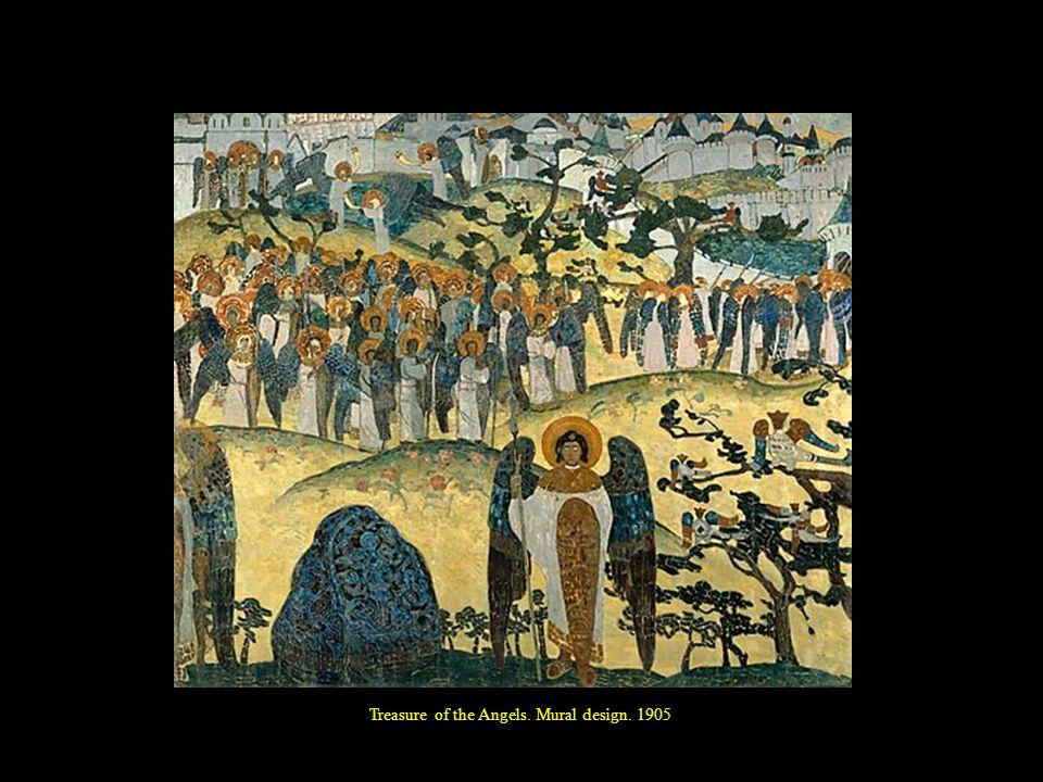 Le Tour de ronde, 1905