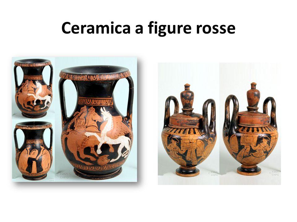 Ceramica a figure rosse
