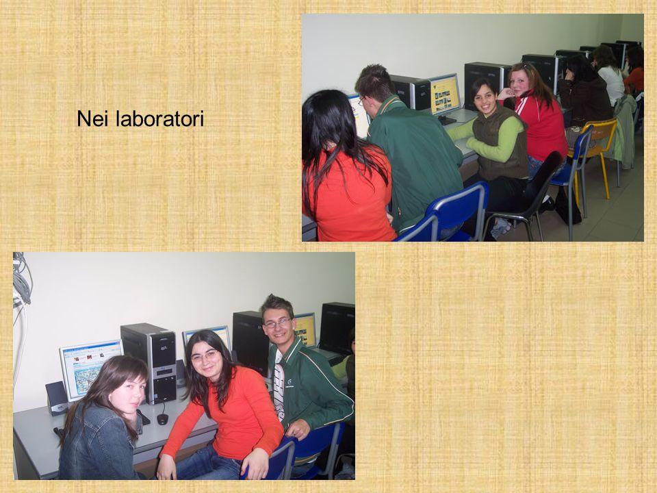 Nei laboratori