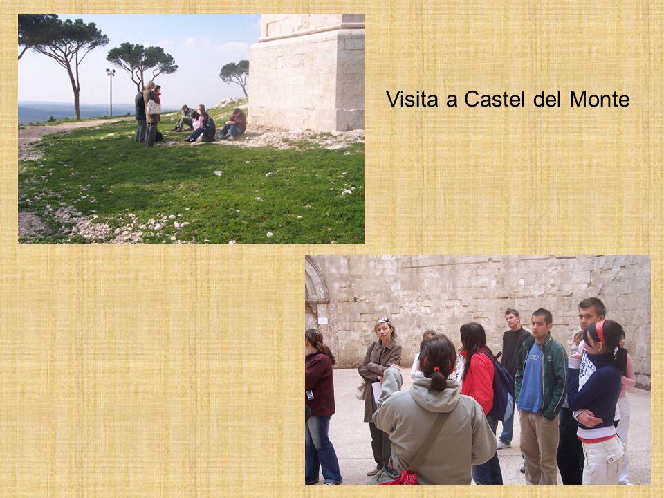 Visita a Castel del Monte