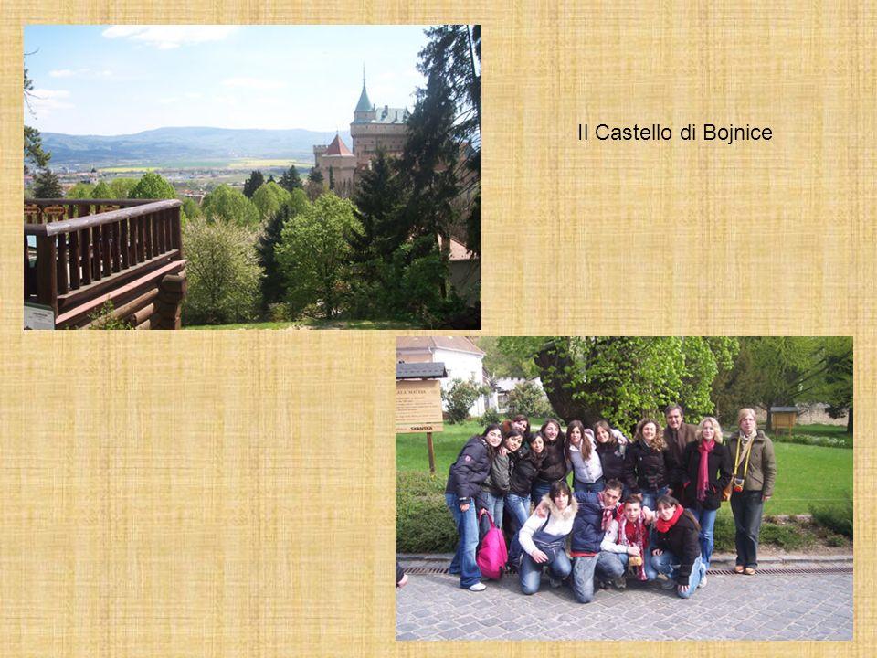 Il Castello di Bojnice