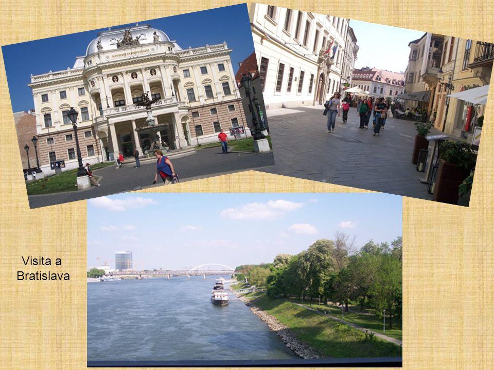 Visita a Bratislava