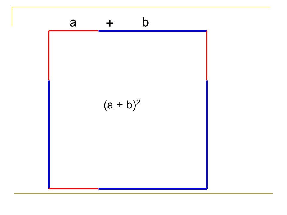 ab + (a + b) 2
