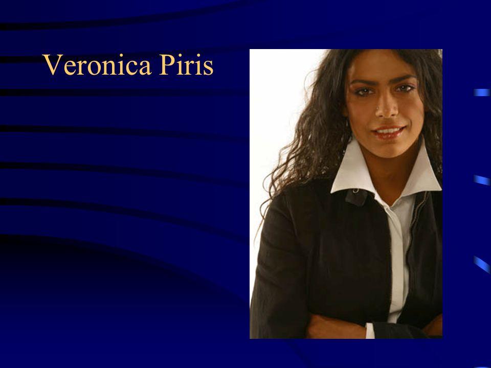 Biografia Veronica Piris è nata a Narni, in provincia di Terni, il 19 marzo 1986 sotto il segno dellAriete, da papà argentino e mamma italiana.