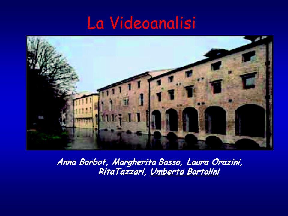 La Videoanalisi Anna Barbot, Margherita Basso, Laura Orazini, RitaTazzari, Umberta Bortolini