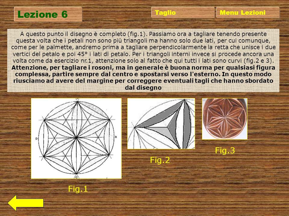 Lezione 6 Menu Lezioni Giriamo di nuovo il blocchetto e passiamo all'ultimo esercizio. Partire sempre come per la lezione 5 disegnando un cerchio. Ora