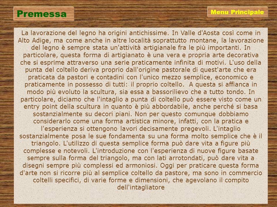 Premessa Strumenti Manuali Legno Lezioni Fine http://digilander.libero.it/michaelf