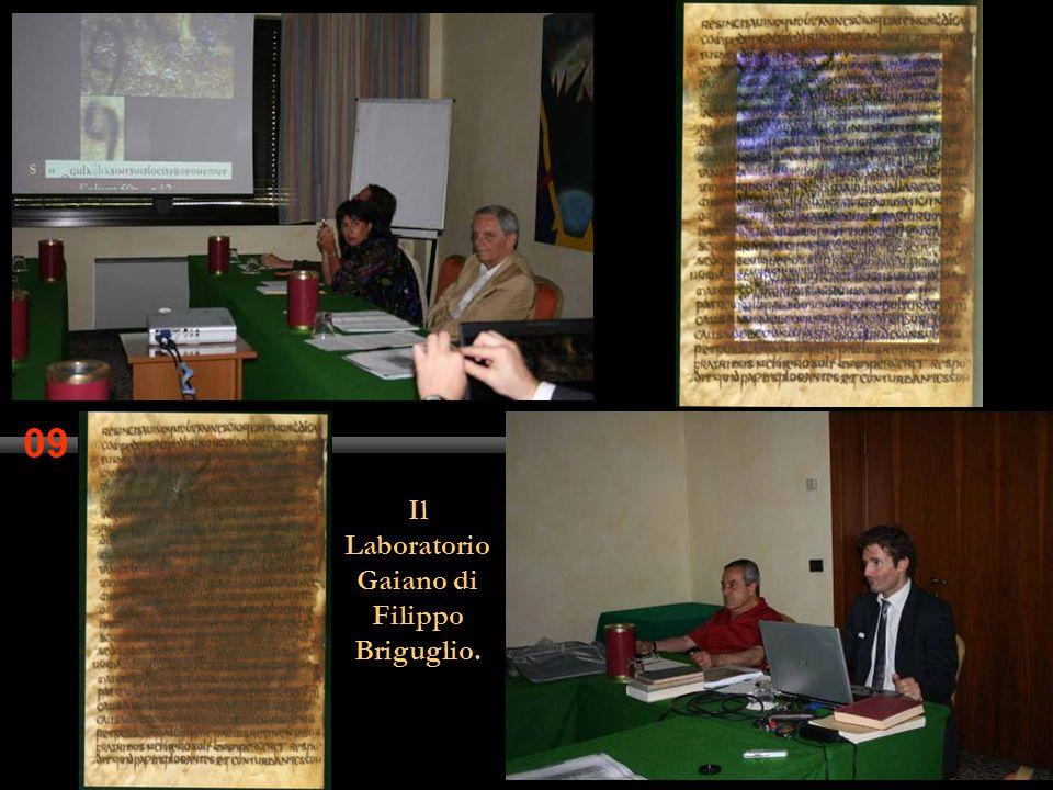 09 Il Laboratorio Gaiano di Filippo Briguglio.