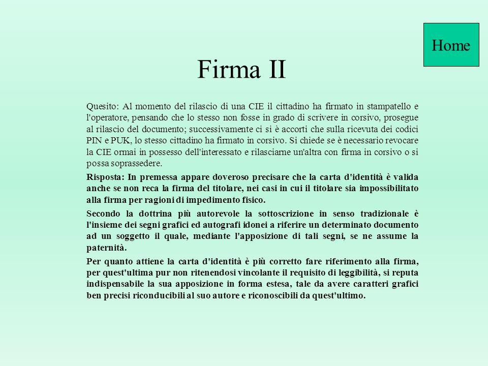 Copia cartellino elettronico La normativa vigente prevede che le Questure territorialmente competenti abbiano accesso diretto al cartellino delle cart