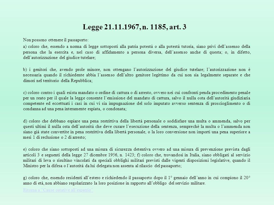 D.P.R. n. 445/2000, art. 38 (L-R) Modalità di invio e sottoscrizione delle istanze 1. Tutte le istanze e le dichiarazioni da presentare alla pubblica