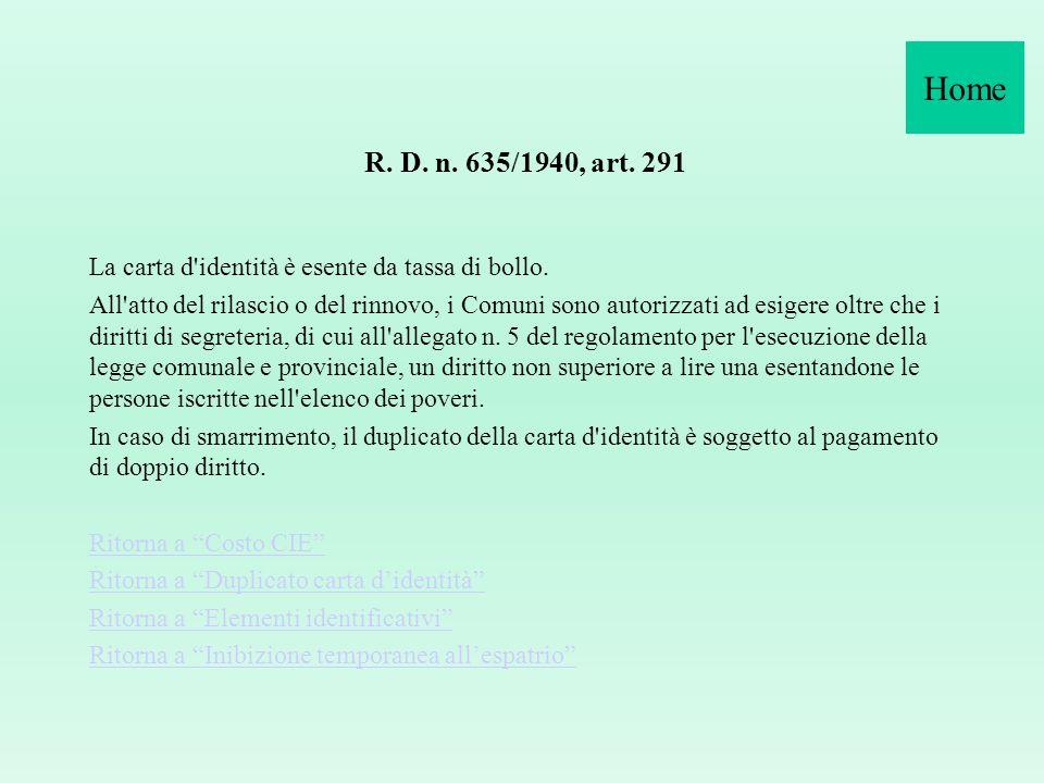 Decreto 22 aprile 2008 - seguito Visto il decreto del Ministro dell'economia e delle finanze di concerto con il Ministro dell'interno e il Ministro pe