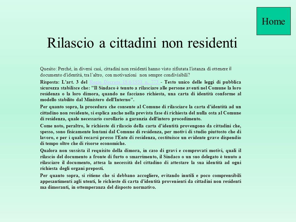 Firma L art.4, comma primo, del D.P.R. 28.12.2000, n.