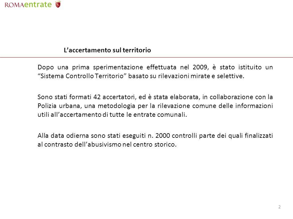3 La gestione del contenzioso (*) Dati parziali al 30 novenbre 2010 I 2/3 dei ricorsi trattati hanno una sentenza favorevole o parzialmente favorevole allAmministrazione Comunale.