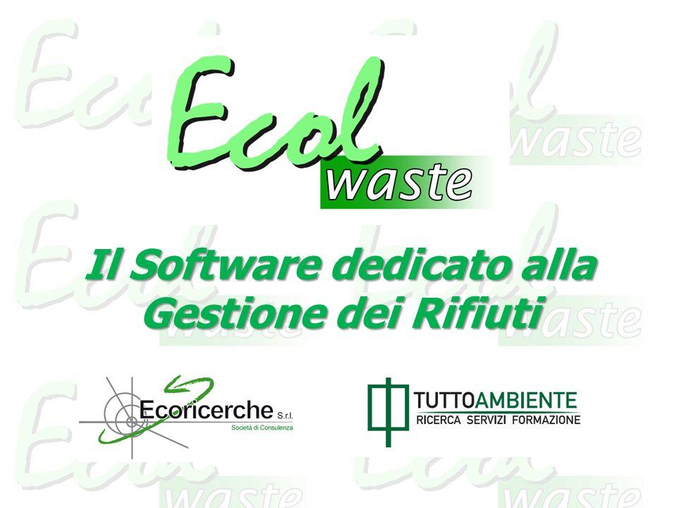 è ideato e gestito da Ecoricerche Srl società di consulenza ambientale V.