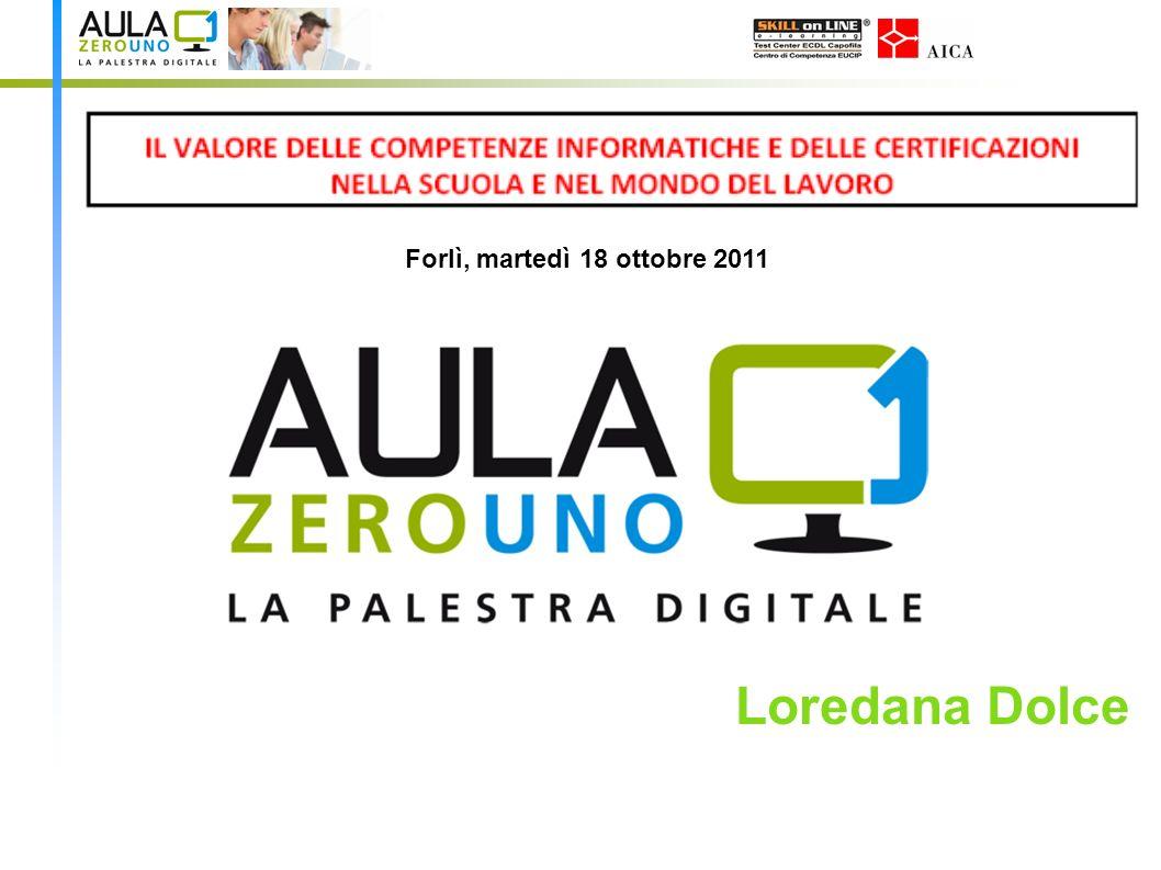 Loredana Dolce Forlì, martedì 18 ottobre 2011